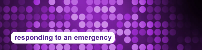 16. Responding to an Emergency